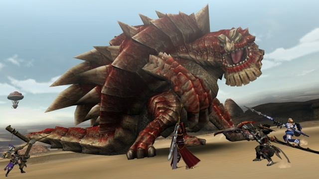 Monster Hunter players finish their quest and earn the ultimate loot: a spouse