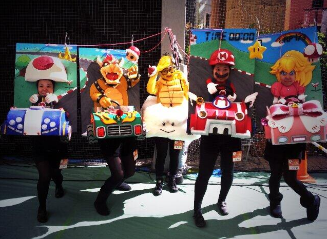 The Kawasaki Halloween Parade 2013 in pictures: Mario, multiple Miyazakis and mythical monsters
