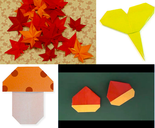 Origami Tutorial: Japanese Maple Leaf/How to make an origami Maple ... | 426x516