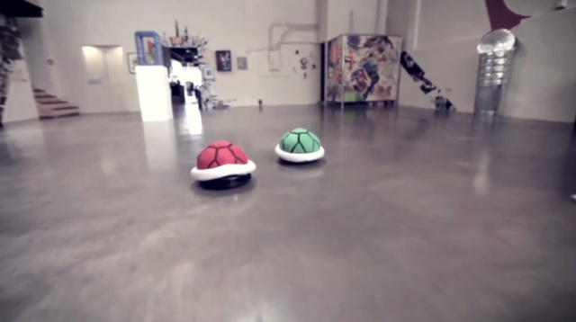 Turn cleaning into a Nintendo video game with Roomba covers!