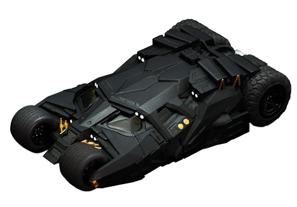 Get the realistic Tumbler Batmobile you've always wanted… for your iPhone