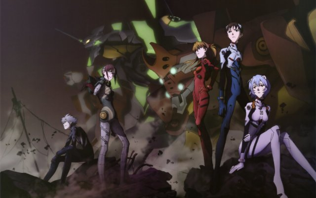 We can (not) believe it. Did this theater just leak the release date for the final Evangelion movie?