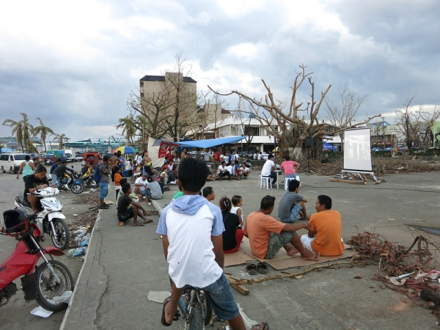 We travel to Ormoc City, Philippines to talk to the victims of Typhoon Haiyan