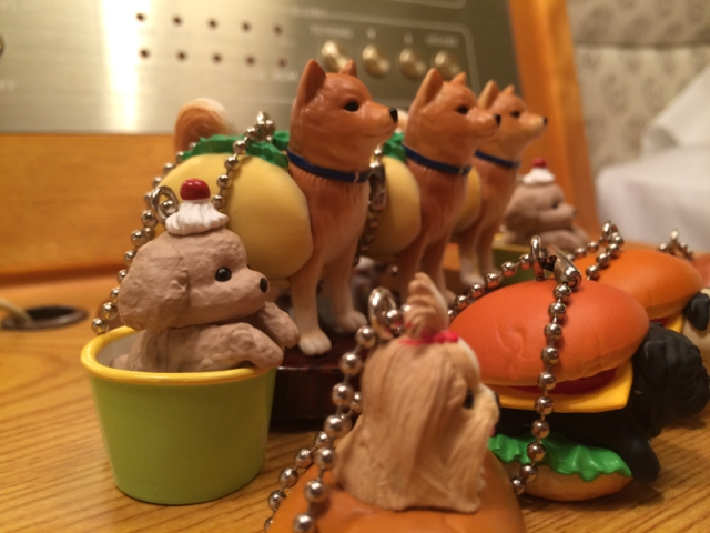 Doggy bread, the newest, cutest gachapon to win our hearts!
