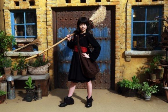 After waiting so long to watch the live-action Kiki's Delivery Service trailer, we kind of wish we hadn't