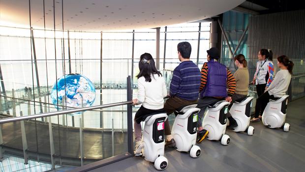 Honda's UNI-CUB is our laziest dream come true