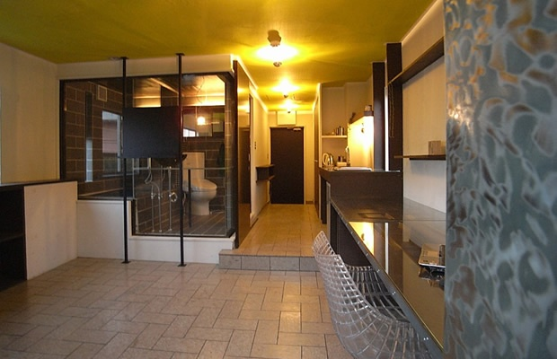 Looking for a new pad? How about living in a refurbished love hotel?