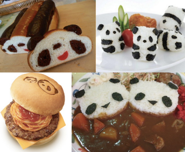 15 delicious pandas from Japan