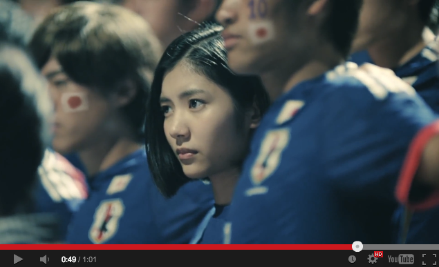 Adidas launches surprisingly powerful ad campaign alongside Japan's new official football shirt