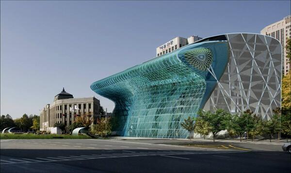 The unfortunate implications of Seoul's tsunami-shaped City Hall