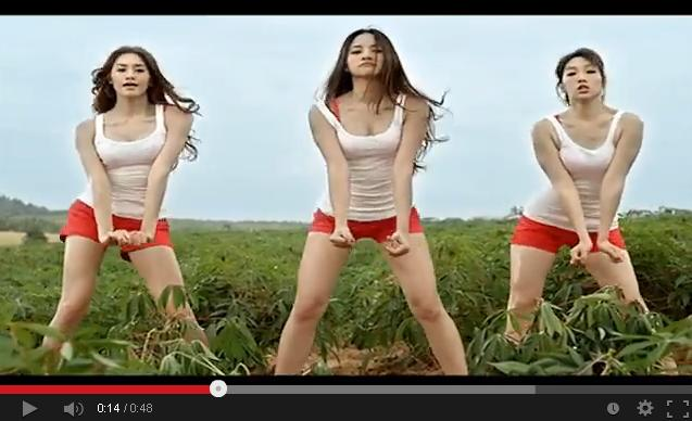 Thai commercial hopes you get aroused by their fertilizer