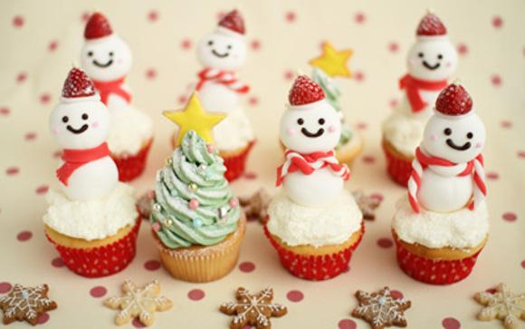 Japanese Christmas sweets to make at home!
