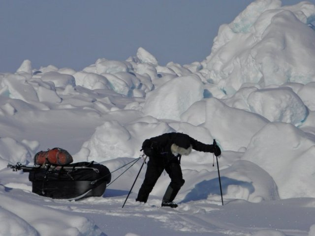 Japanese explorer to attempt harrowing solo trek to North Pole