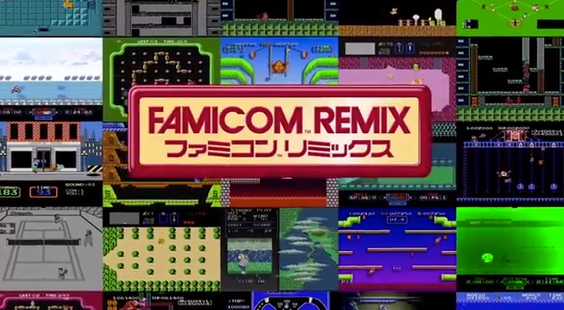 "Relive 16 childhood video games with ""NES Remix"" on Wii U"