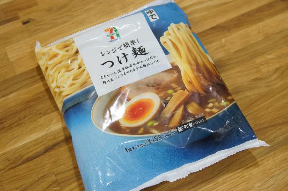 2013.12.8 frozen tsukemen