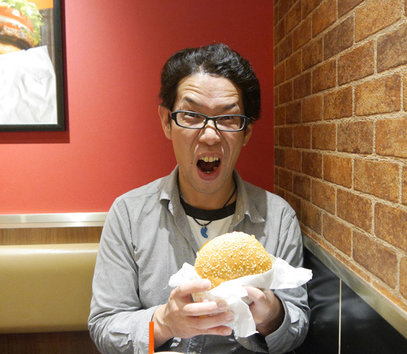 Mr. Sato celebrates Japan's Good Meat Day by taking on Burger King's all-you-can-eat Whopper deal