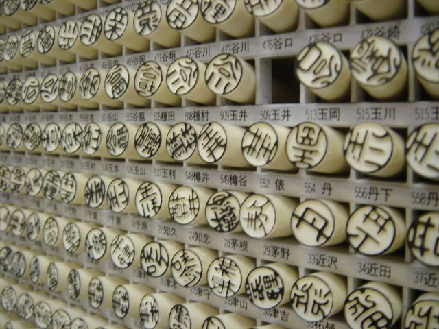 Japan's five most common family names