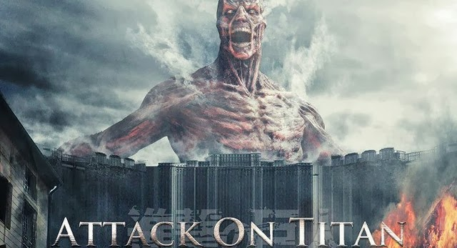 Live-action Attack on Titan gets release date, new director