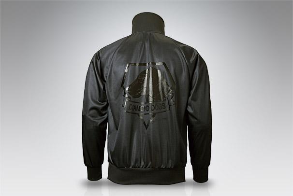MGS jacket rear