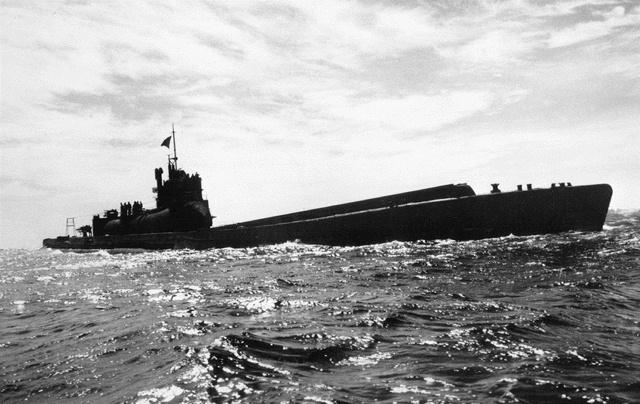 Wreckage of World War II-era Japanese submersible aircraft carrier found off Hawaii