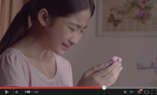 "This Thai ad for popular chat application ""Line"" will break your heart 【Video】"