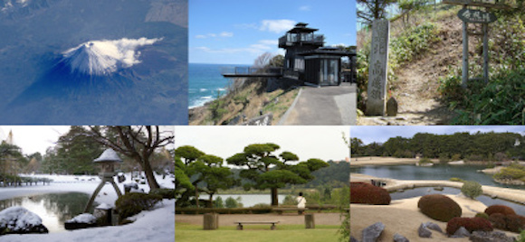 "The best of Japan's ""top 3"" tourist hotspots【poll】"