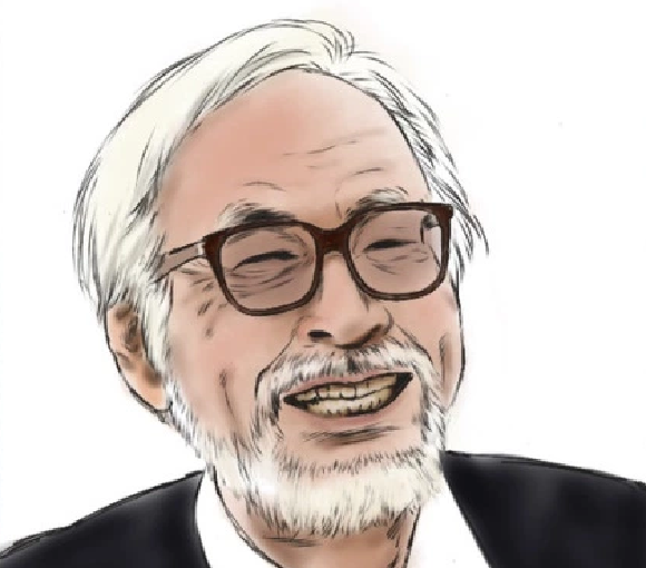 Ghibli's Hayao Miyazaki says the anime industry's problem is that it's full of anime fans