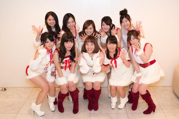 "Marshmallow girls unite! Meet Chubbiness, Japan's latest ""chubby"" girl idol group!"