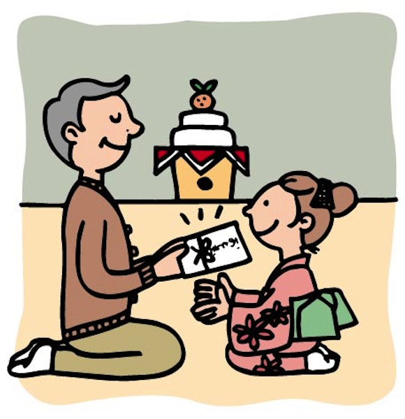 Otoshidama: How kids in Japan get rich once a year