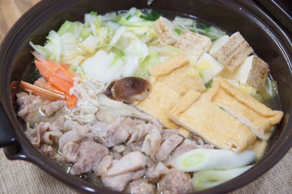 We try mail order chanko stew from a swanky restaurant