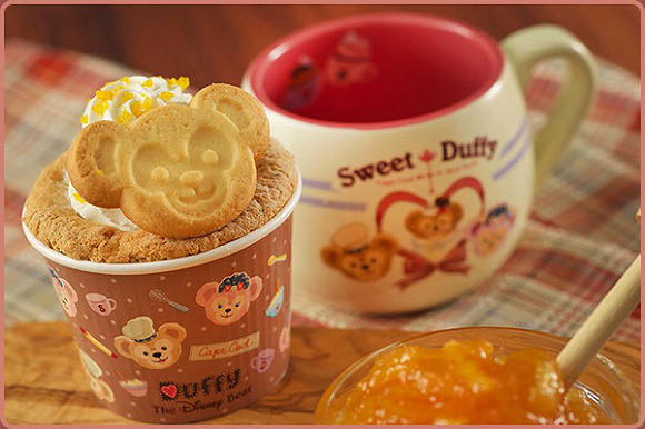 Tokyo DisneySea offers unbearably cute limited-edition Duffy sweets and souvenirs