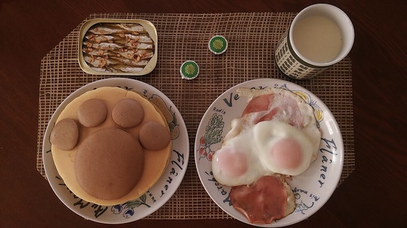 hotcake complete meal