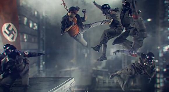 "Shut up and take my money: ""Kung Fury"" brings martial arts, vikings and Hitler together at last"