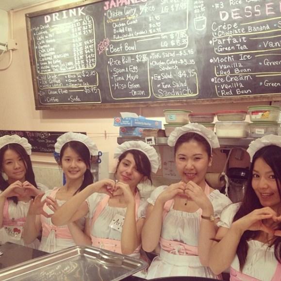Maid Cafe NY4