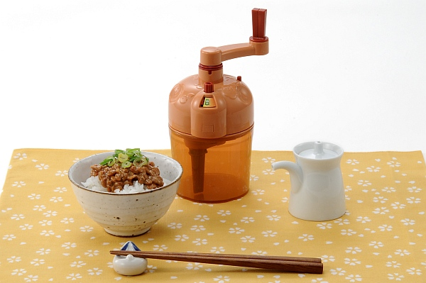 New product stirs your natto 424 times to bring out its ultimate flavor