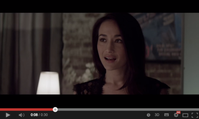 World-famous actress Maggie Q warns rich Chinese men that shark fin soup just isn't cool