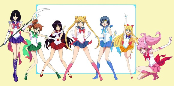 New Sailor Moon series to debut in July, broadcast over the Internet!