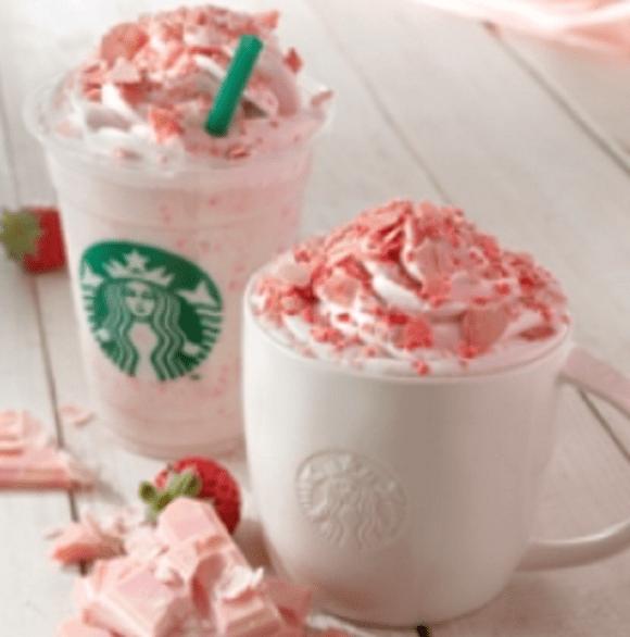 Starbucks Japan's sakura drinks: One more reason we're ready for winter to be over
