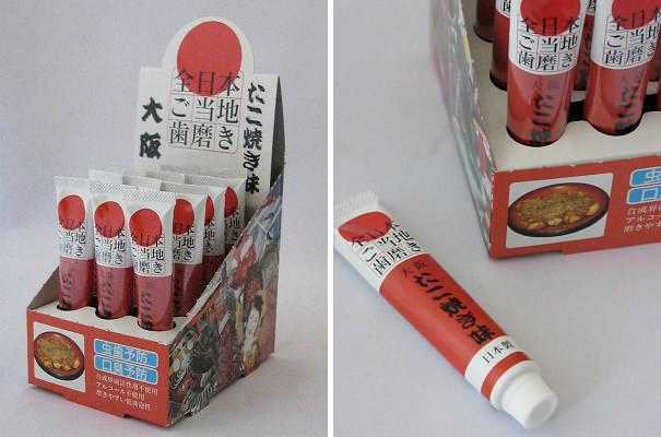From spicy curry to delicious charcoal – 7 bizarre toothpastes on sale in Japan
