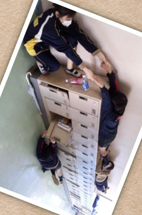 15 Japanese students who are really nailing this high school thing1