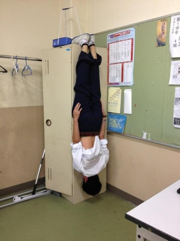 15 Japanese students who are really nailing this high school thing10