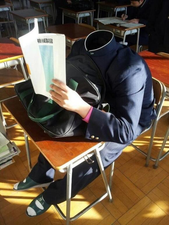 15 Japanese students who are really nailing this high school thing14