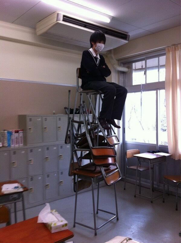 15 Japanese students who are really nailing this high school thing