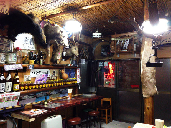 From hot spring to hot pot: One restaurant in Tokyo is actually serving wild monkey