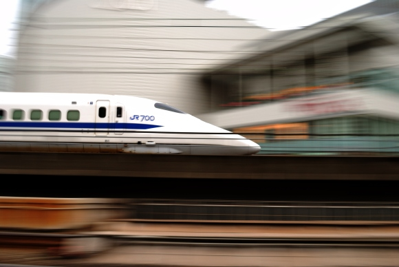 20140218 Shinkansen_tokyo