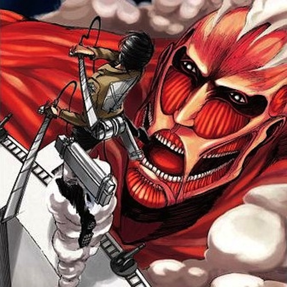 Kodansha's 1st sales jump in 18 years credited to Attack on Titan