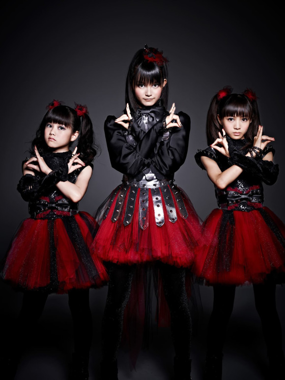 BABYMETAL releases full album, metalheads and idol fans headbang in unison