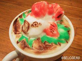 Belcorno 3D latte art2