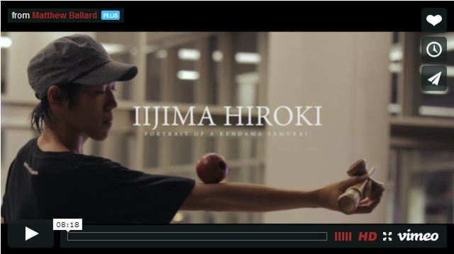 Kendama master takes the game to a whole new level 【Video】