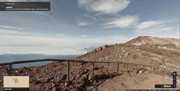 Japan dominates the list of most visited Google street view locations in Asia1